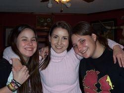 Mary, Fawn & Lakota three  of Johnny's Daughter's