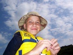 Grandson Tyler