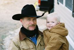 Johnny Seay's son John Allan Seay lll and Grandson Tyler Seay