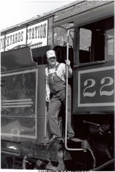 """John Luther"" Seay Locomotive Engineer"