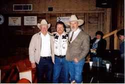 Carroll Parham, Darrell Mc Call and Johnny Seay