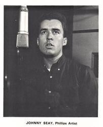 Johnny recording 1961