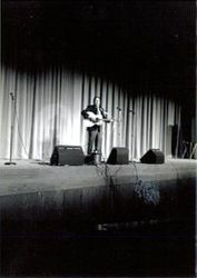 Johnny Performing