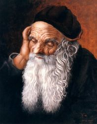 Old Man (aft. A.Durer)