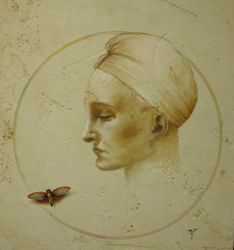Leda and the Moth