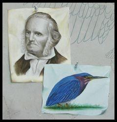 Birdman (detail)