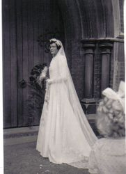 Joan wedding