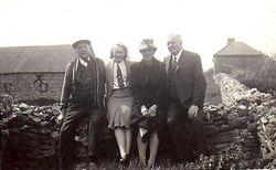 William, Christine, Rachel and William Jollans