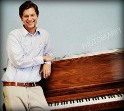 John Preston at the Piano