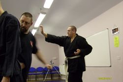 Taisho  demonstrated by Craig