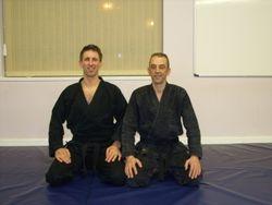 Still friends after ten years training