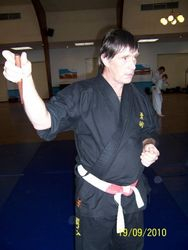 billy griffiths sensei 7th Dan