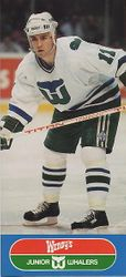 1985-86 Whalers Junior Wendy's #4
