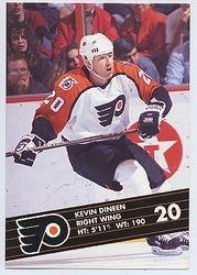 1991-92 Flyers J.C. Penney #6