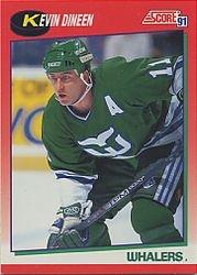 1991-92 Score Canadian English #118