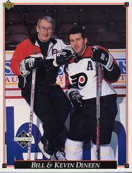 1992-93 Flyers Upper Deck Sheets #20