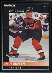 1992-93 Pinnacle French #14