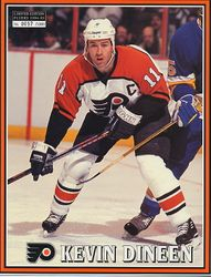 1994-95 Flyers Upper Deck Sheets #NNO