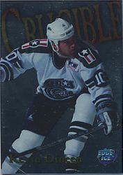 1995-96 Collector's Edge Ice Crucibles #C3