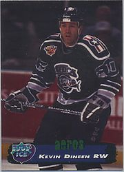 1995-96 Collector's Edge Ice #130