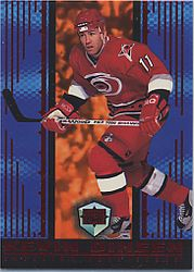1998-99 Pacific Dynagon Ice Red  #30