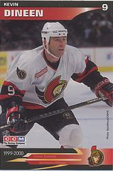 1999-00 Senators Team Issue #5