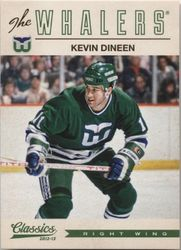2012-13 Panini Classics Kevin Dineen #47