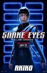 Snake Eyes - Akiko