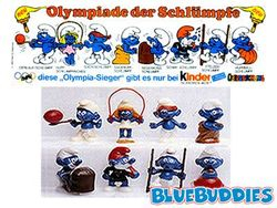 1984Olympic Smurf