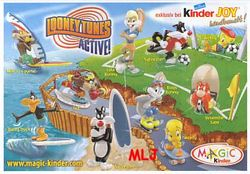 08-looney tunes active