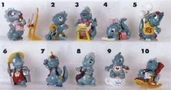 Die Dapsy Dino Family - 1997