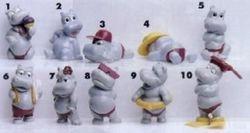 Die Happy Hippos - 1988