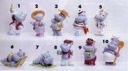 Die Happy Hippos auf dem Traumschiff - 1992