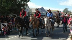 Rileys Ride 2013 Corryong festival