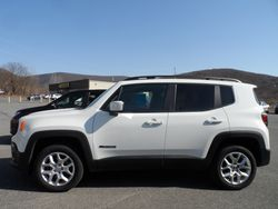 2017 JEEP RENEGADE 4X4 LATITUDE