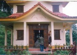 Srijangga Mang him (Martam, west Sikkhim)
