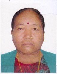 Mrs Mahananda Kurumbang
