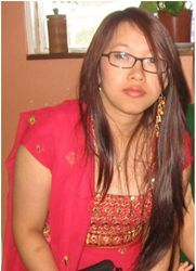 1st Chhori Miss Aruna kumari Kurumbang