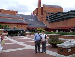 British Library Harkajang & Family