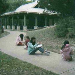 (left to right) Andrea, Sofia, Sophia, Brittany