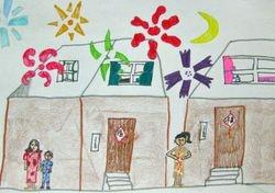 Jenny Lu, age 9, Chinese New Year