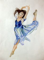 Jessica Hwang, age 13, Honorable Mention (tie)