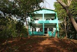 La Casa Verde Panama front