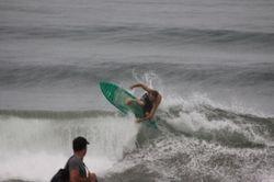Charlie Botts at Playa Venao