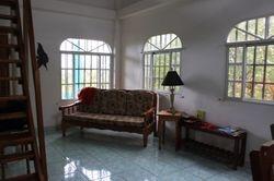 La Casa Verde Panama Living Area