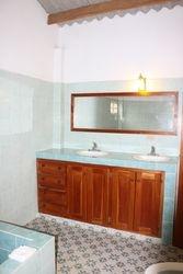 La Casa Verde Panama Master Bathroom with Double Vanity