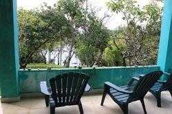 La Casa Verde Panama Porch Downstairs