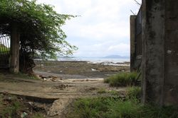 The point Looking Toward Isla Gobernadora and Cebaco