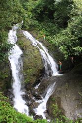 Waterfall After Waterfall in El Valle