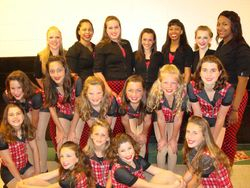 Jr. & Sr. Teams Starbound Dance Competition